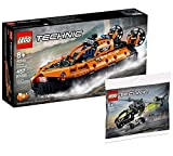 Collectix Lego Set – Lego Technic 42120 + helicóptero Lego Technic 30465 (bolsa de plástico)
