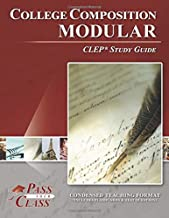 College Composition Modular CLEP Test Study Guide