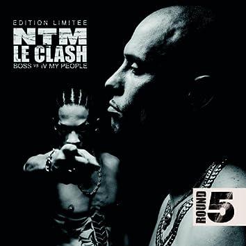 Le Clash - Round 5 (B.O.S.S. vs. IV My People)