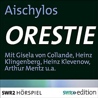 Orestie Titelbild