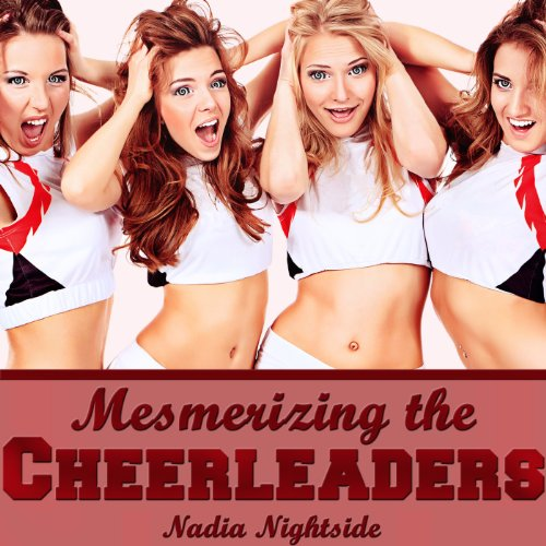 Mesmerizing the Cheerleaders cover art
