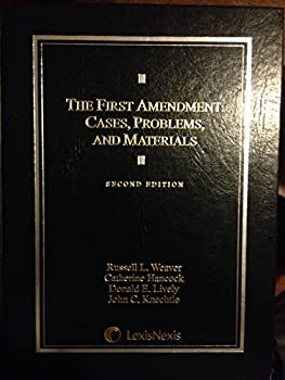 Paperback First Amendment Cases, Problems, and Materials Book