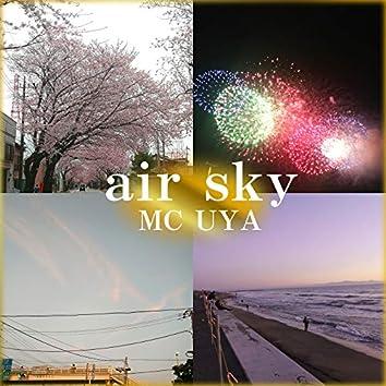 air sky