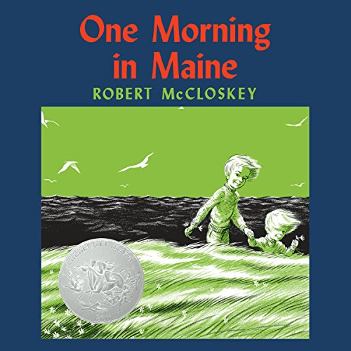 One Morning in Maine audiobook cover art