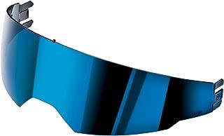 Agv Stealth Sv/S-4 Sv Internal Sun Visor Iridium Blue