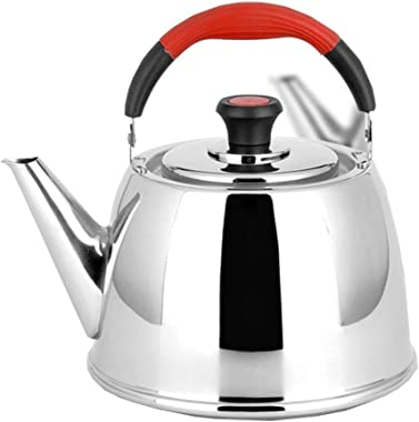 hot water kettle electric Stainless Steel Sounding Kettle, Thick Material Electric Kettle, Large Capacity Tea Set, Gas Univer