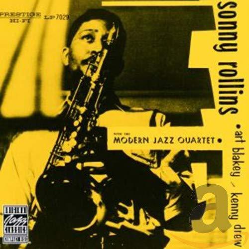 Sonny Rollins With The Modern Jazz Quartet (Original Jazz Classics)