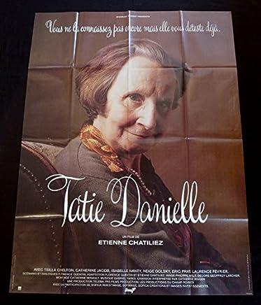 Tatie Danielle (affiche 115 x 154 cm)