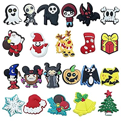 Amazon - 50% Off on 22PCS Shoe Charms for Clog Decoration for Kids Boy Girl Adult…