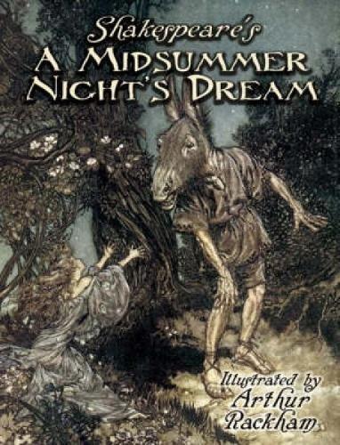 Shakespeare's A Midsummer Night's Dream (Dover Fine Art, History of Art)の詳細を見る
