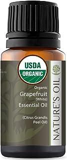 Best Grapefruit White Essential Oil Pure Certified Organic Therapeutic Grade 10ml