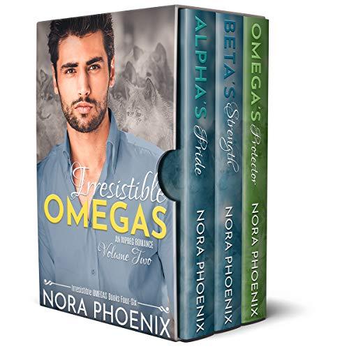 Irresistible Omegas Volume Two: an Mpreg Romance (Irresistible Omegas Box Sets Book 2) (English Edition)