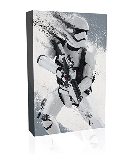 Paladone Lámpara para Mesilla Stormtrooper, Multicolor
