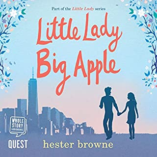 Little Lady, Big Apple cover art