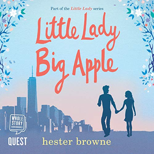 Little Lady, Big Apple audiobook cover art