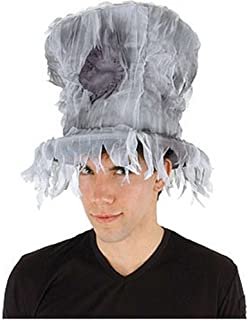 elope Adult Ghost Top Hat