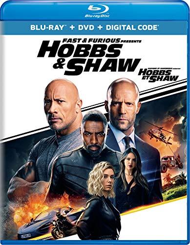 Rapides et Dangereux - Hobbs et Shaw (2019)  [Blu-ray + DVD + Numérique] (Bilingue) - 0
