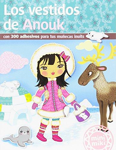 Los vestidos de Anouk: 19 (Minimiki)