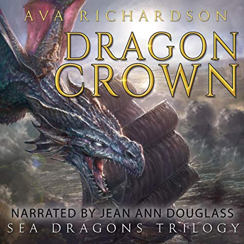 Dragon Crown  audiobook cover art