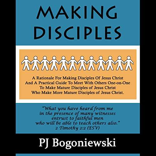 Making Disciples cover art