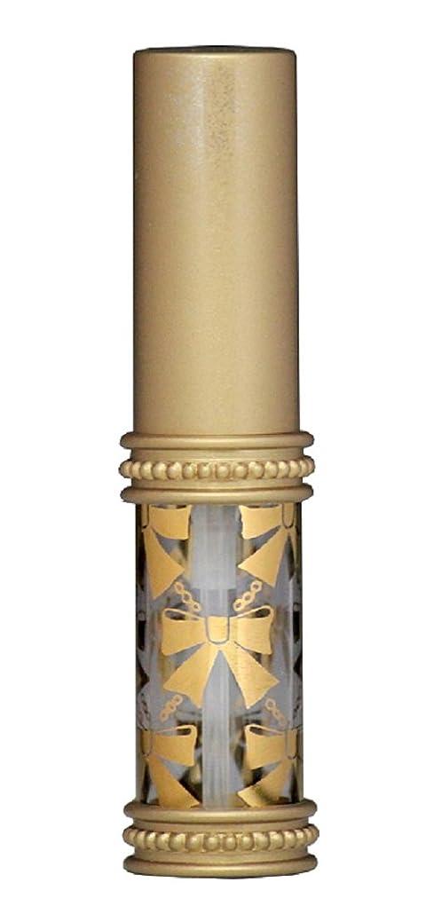 エスカレートパッケージ悪性腫瘍ヒロセアトマイザー メタルリボン 16209 (メタルリボン ゴールド)