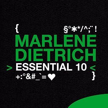 Marlene Dietrich: Essential 10