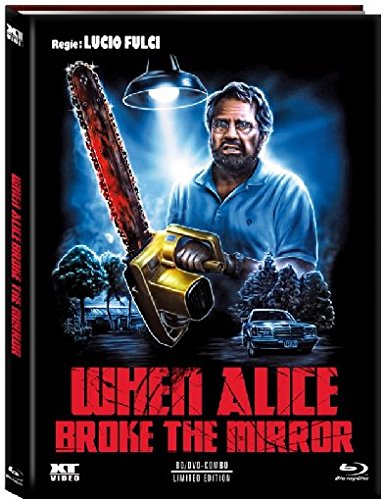 When Alice Broke The Mirror - Mediabook  (+ DVD) [Blu-ray] [Limited Edition]