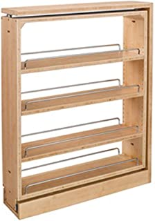 3 inch wide shelf