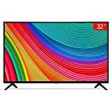 Smart TV 32-inch HD HD TV Smart LED TV Ultra-Thin Design, Rich Interface, Android TV