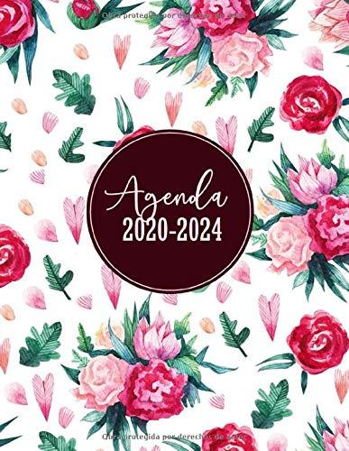 Agenda 2020-2024: Planificador, Organizador, Diario | Agenda...