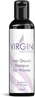 VIRGIN WOMENS SHAMPOO 女性抜け毛のシャンプーはLONG THICK GLOSSY HAIR ANTI禿げGROW VIRGIN josei nukege no shanp? wa LONG shikku GLOSSY he...