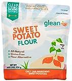 Glean Sweet Potato Goodness | Sweet Potato Flour and Superfood Powder | Paleo, Vegan, No Added Sugar | 16 oz (1 lb)