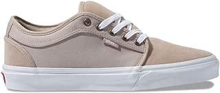 Mens Chukka Low Skateboard Sneaker Humus/True White VN0A38CGVF3