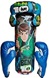 Punching Bag: Non slip and easy to fit hand gloves. best in class head guard. best gift for children. Package Contains: 1 x Boxing Pad + 2 x Boxing Gloves + 1 x Boxing head Protector. This kids boxing set includes everything you need to get started -...