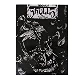SM SunniMix Magazine Reference Book 50 Pages Flash Art Skull Skeleton