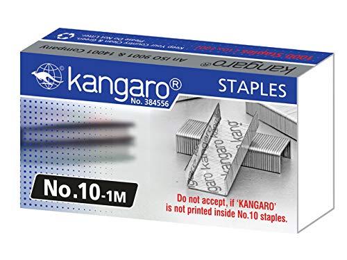 Heftklammern Kangaro No 10 Box 1000 Stück No 10
