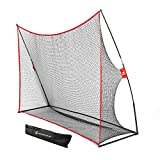 Practice Golf Hitting Net by