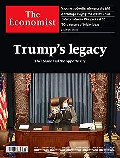 The Economist [UK] January 9 - 15 2021 (単号)
