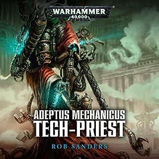 Tech-Priest: Warhammer 40,000 cover art