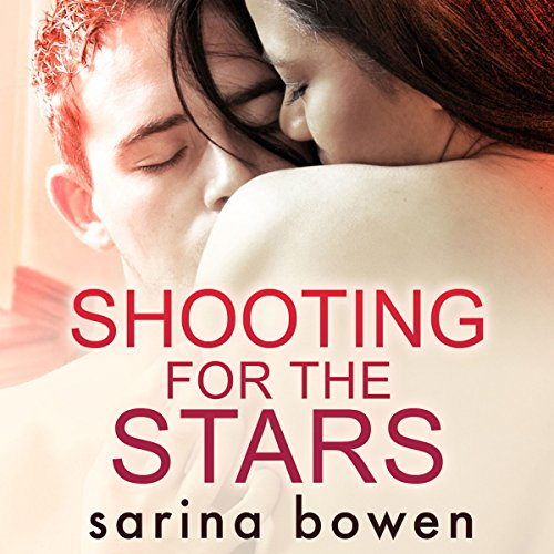 Shooting for the Stars audiobook cover art