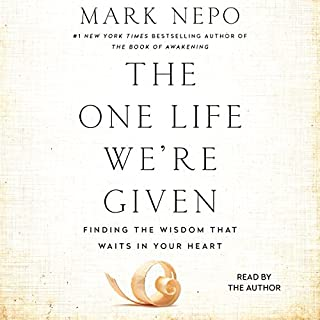 The One Life We're Given audiobook cover art
