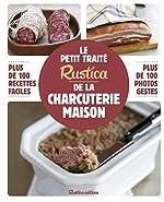 Le petit traité Rustica de la charcuterie maison de Caroline Guézille