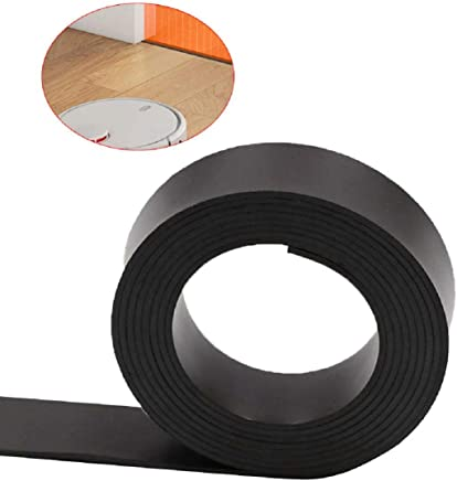 Feccile Wall Magnetic Strip is Suitable for xiaomi Roborock s50 s51 Vacuum Cleaner Millet MI Robot