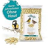 Ida Plus Erdnusskerne – Wildvogelfutter aus halben/ganzen Erdnüssen – ohne Haut – Energie- &...