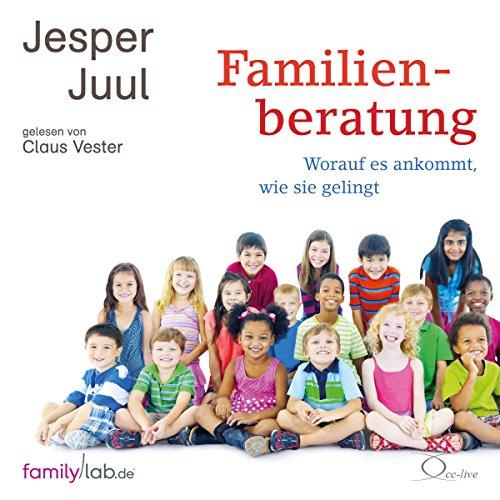 Familienberatung audiobook cover art