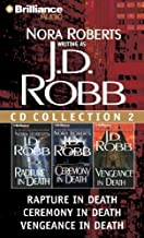 J.D. Robb CD Collection 2: Rapture in Death/Ceremony in Death/Vengeance in Death by Nora Roberts (2011-02-28)