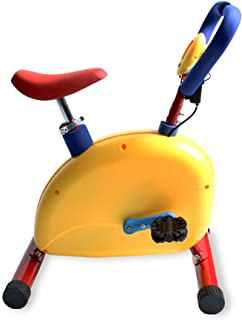 Akicon Fun and Fitness Exercise Equipment for Kids - Happy Bike Toddler Exercise Bike Learning Bike