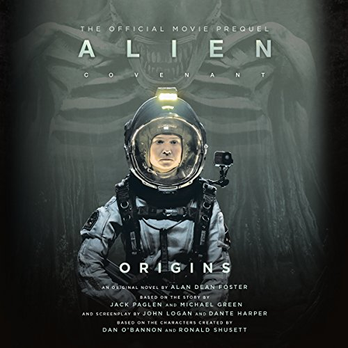 Alien: Covenant Origins audiobook cover art