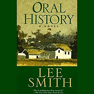 Oral History audiobook cover art