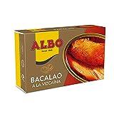 Albo Bacalao Vizcaína Lata - 70 gr.